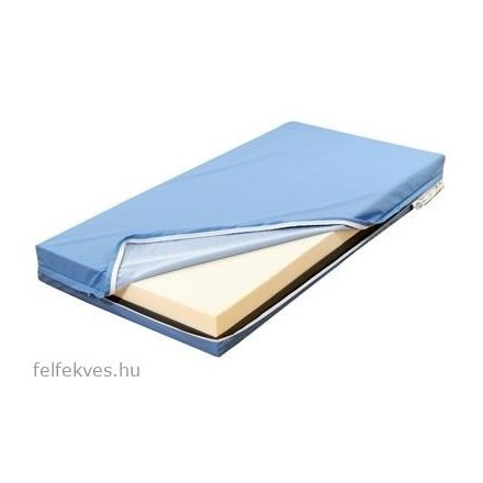 Normál ápolási matrac 190*80*10cm INCONTINENTIA huzatban