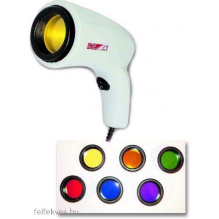Active Light Handy gyógy- fényterápia lámpa + SZÍNTERÁPIA + könyv